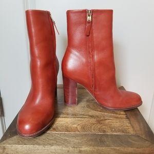 Sam Edelman Low Calf Boots